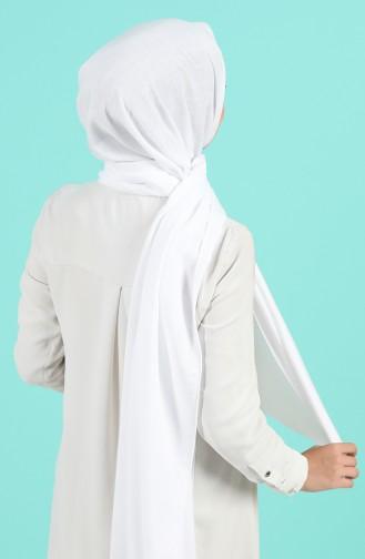 Châle Blanc 4767-02