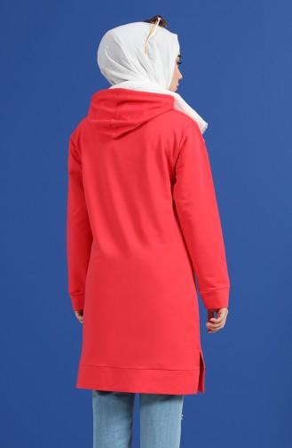 Sweatshirt Fleur de grenadine 20044-11