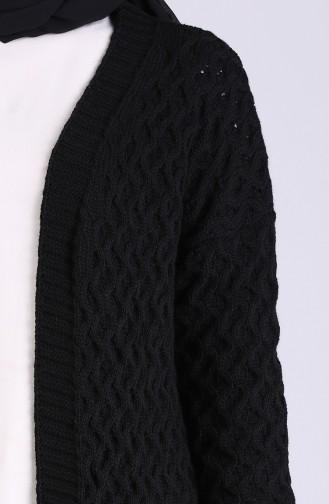 Gilets Noir 0606-04