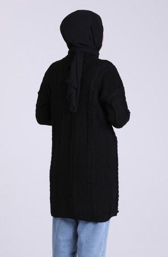 Black Trui 0604-04