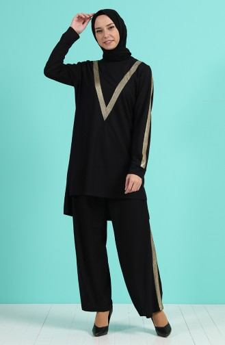 Schwarz Anzüge 5010-01