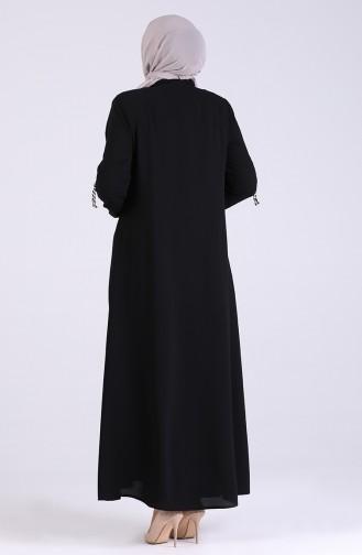 Black Abaya 2008-04