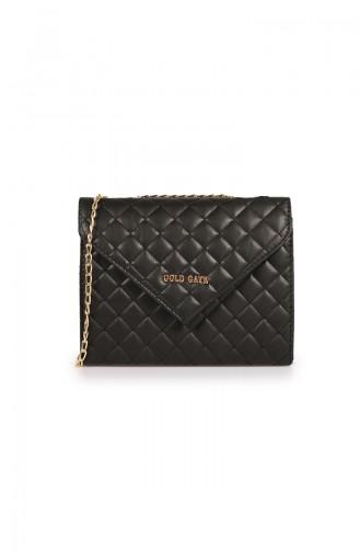 Black Shoulder Bag 32Z-01
