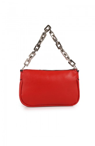 حقيبة كتف أحمر 207Z-03
