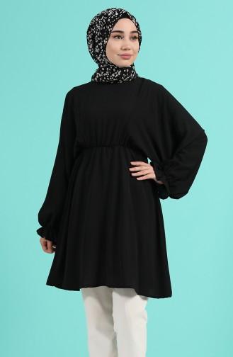 Black Tunic 2110-02