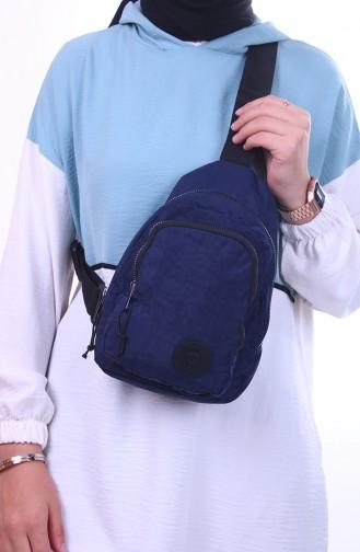 Belly Bag أزرق كحلي 0045-02