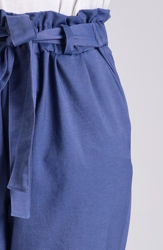 Double Leg Trousers 4005-04 Indigo 4005-04