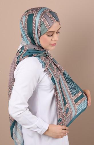 شال أخضر حشيشي 90524-04