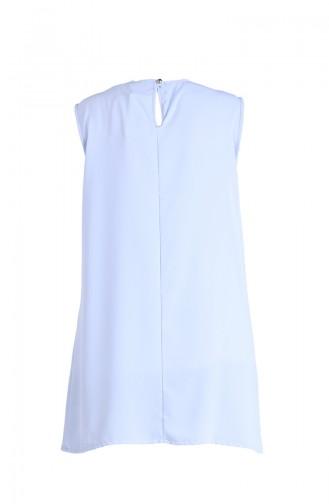 Baby Blue Bodysuit 2112-03