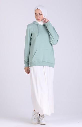 Green Sweatshirt 3001-01