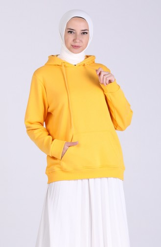 Mustard Sweatshirt 3001-03