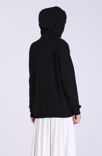 Black Sweatshirt 3001-05