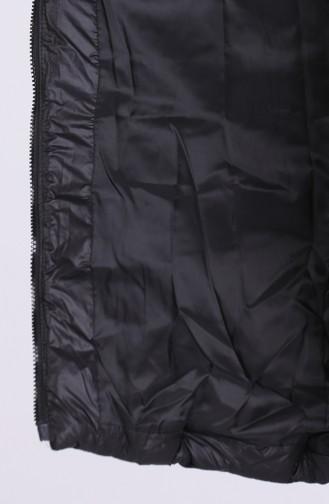 Black Gilet 4005-06