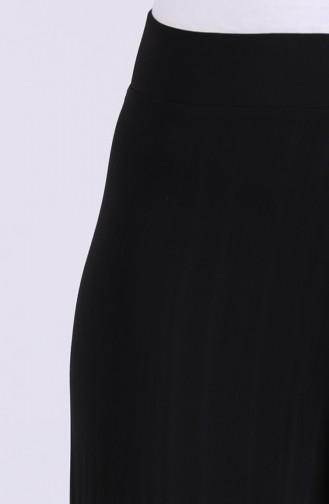 Pantalon Noir 4001A-02