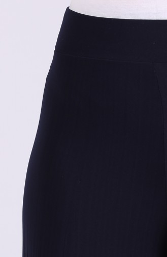 Sandy Pilikaşe Pantolon 4001A-03 Lacivert