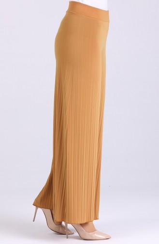 Pantalon Moutarde 4001A-05
