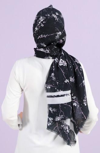 Châle Noir 10052-04
