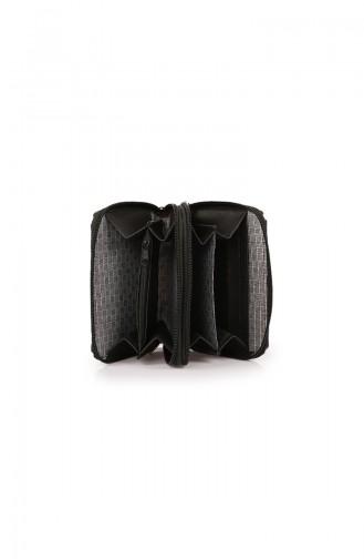 محفظة نقود أسود 49Z-03