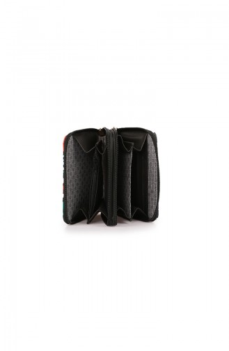 Black Wallet 49Z-05