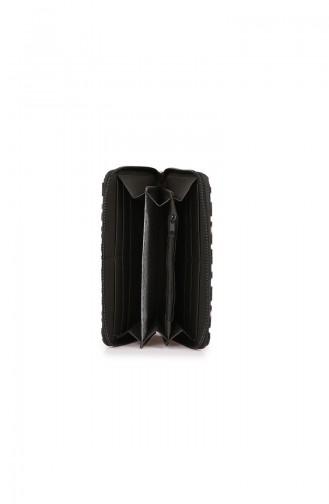Portefeuilles Noir 52Z-03