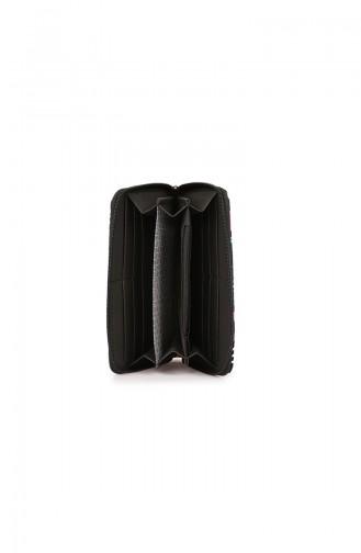 Portefeuilles Noir 52Z-04