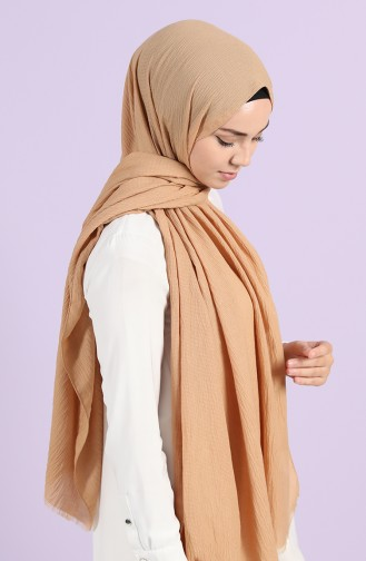 Gold Colour Sjaal 15205-20