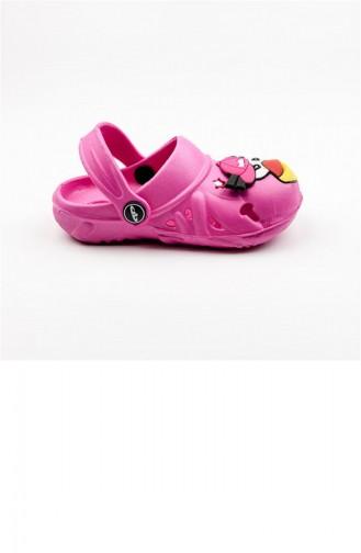 Chaussures Enfant Fushia 2138.FUSYA