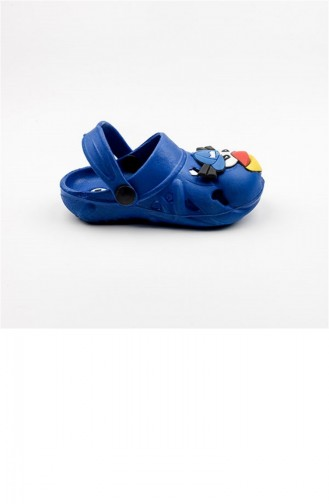 Blue Kids Shoes 2138.MAVİ