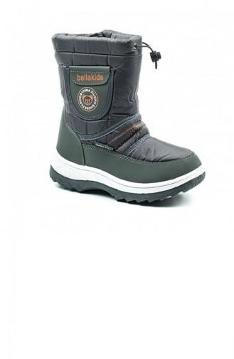Chaussures Enfant Gris 3098.GRI