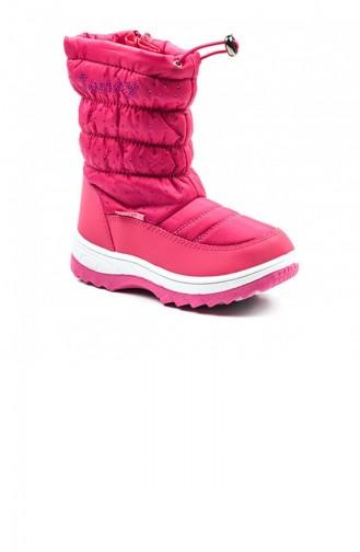 Fuchsia Kids Shoes 3086.FUSYA