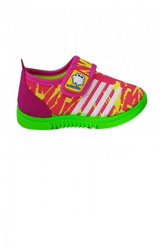 Chaussures Enfant Fushia 2673.FUŞYA