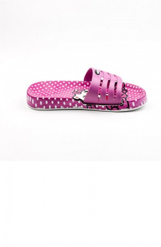 Fuchsia Kid s Slippers & Sandals 2855.FUSYA