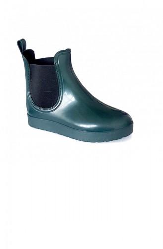 Akınalbella Kadın Yağmur Botu 1766Z001 Hakı
