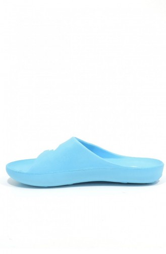 Water Green Summer slippers 1505.SU YEŞİLİ
