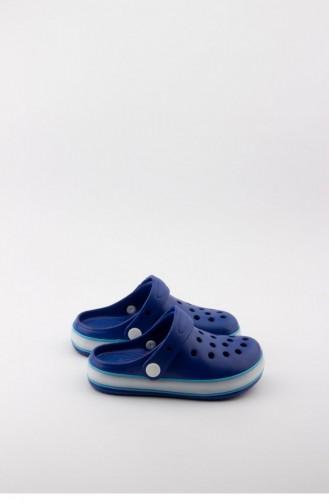 Blue Kid s Slippers & Sandals 3527.MM MAVI