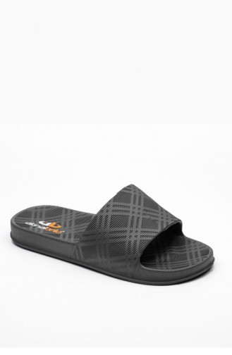 Gray Summer slippers 3512.MM GRI