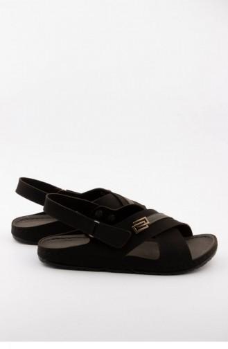 Sandales D`été Noir 3514.MM SIYAH
