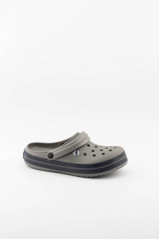 Gray Summer slippers 3464.MM GRI