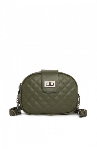 Khaki Shoulder Bag 87001900045769