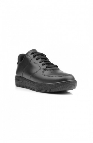 Black Sport Shoes 8641-01