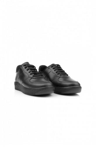 Mendy Sneaker 8641-01 Siyah