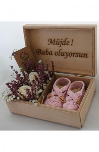 Pink Baby en Kindersokken 7061