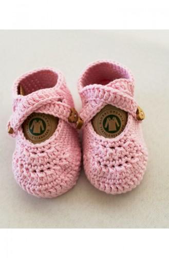 Rosa Kinder und Baby-Socken 1171