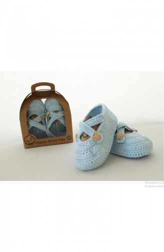Blue Socks for Babies and Kids 1172