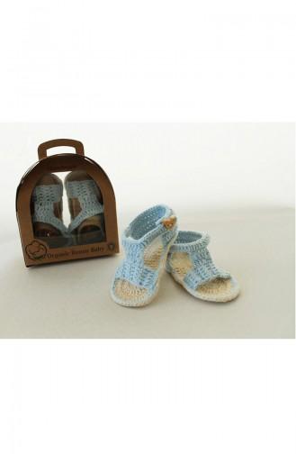 Chaussettes Bébé et Enfant Bleu 1202