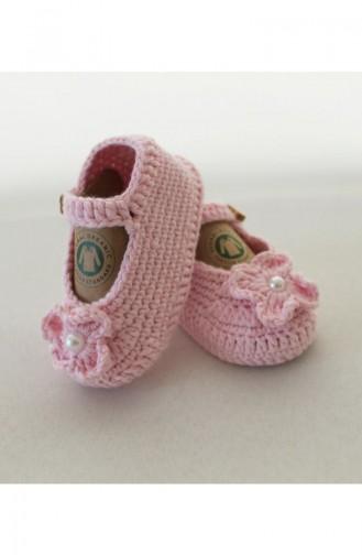 Chaussettes Bébé et Enfant Rose 2261