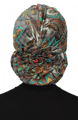 Dark Khaki Bonnet 0021-D-01