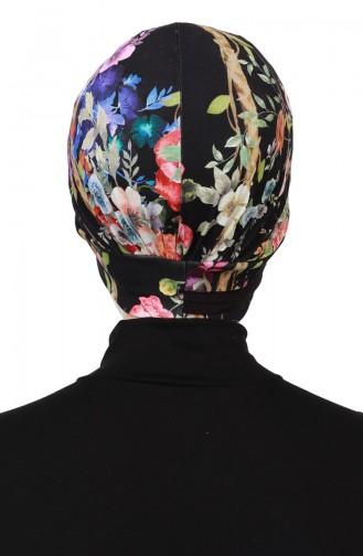 القبعات أسود 0023-D-8-6