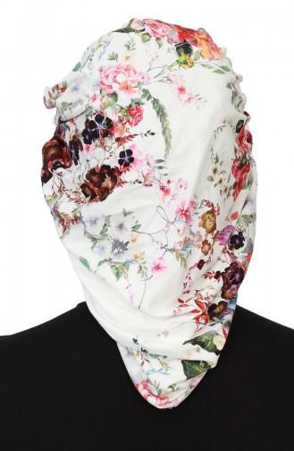 Bonnet Ecru 0025-D-13