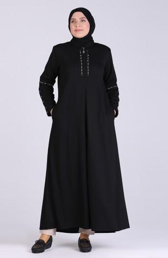 Black Abaya 2025-01